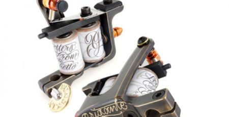 Tattoo machine bobine
